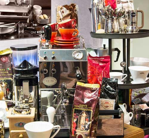 One Kitchen Hannover Siebträgermaschine