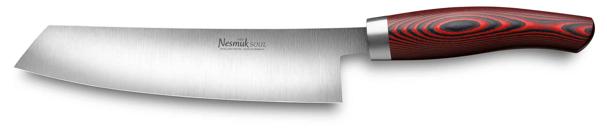 Nesmuk_SOUL_chef_micarta_red