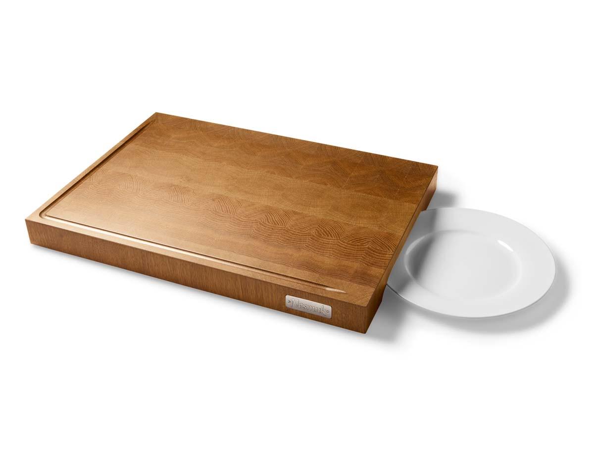 Nesmuk_acc_cutting_board_XL_oak_natural_plate
